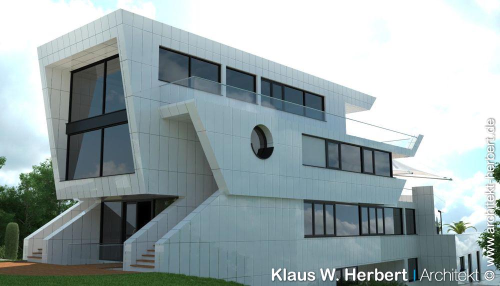 Klaus w herbert architekt aschaffenburg bauhaus luxus for Bauhaus aschaffenburg