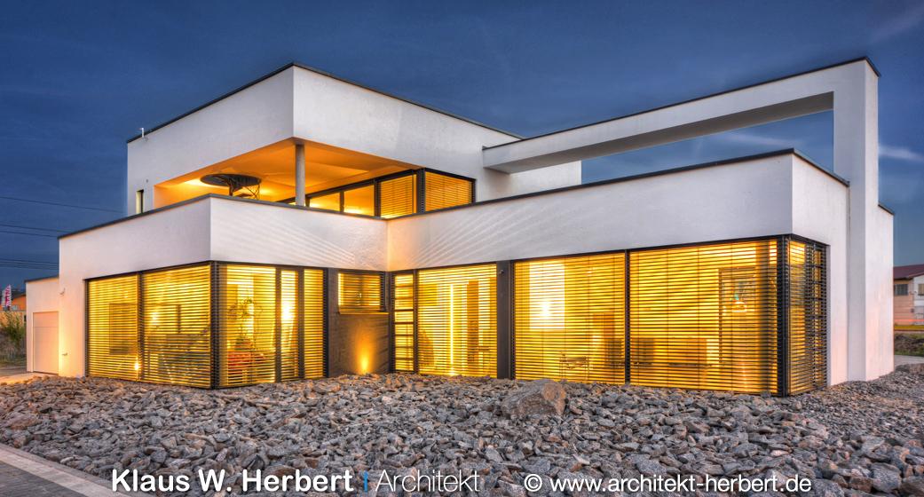 Klaus W. Herbert - Architekt Aschaffenburg: Wohnhaus ...