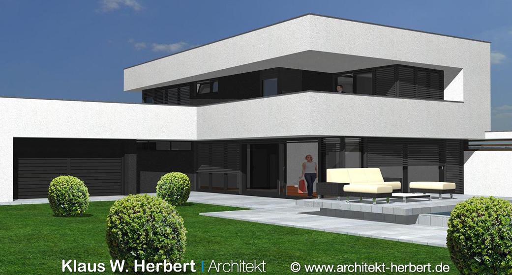 Klaus w herbert architekt aschaffenburg bauhaus b rner - Architekt bauhausstil ...