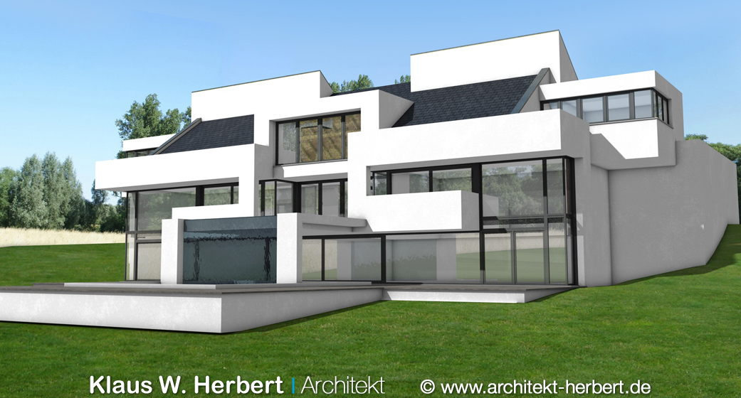 Klaus W Herbert Architekt Aschaffenburg Bauhaus Staffel
