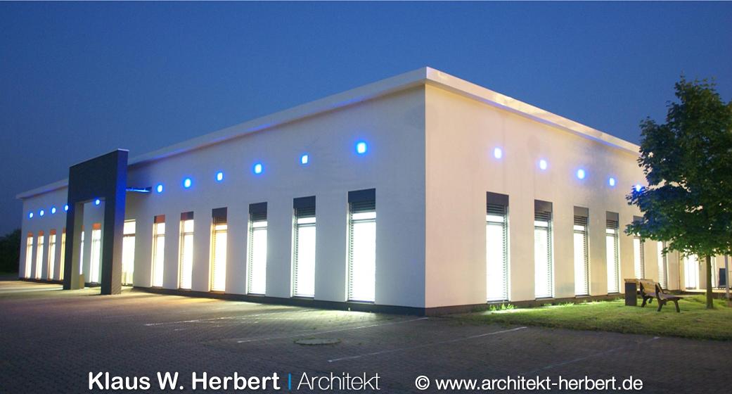 Klaus w herbert architekt aschaffenburg umbau for Bauhaus aschaffenburg