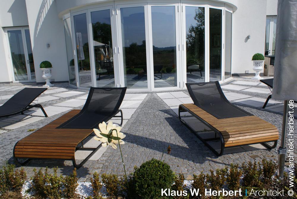 Klaus w herbert architekt aschaffenburg villa mb inkasso for Bauhaus aschaffenburg