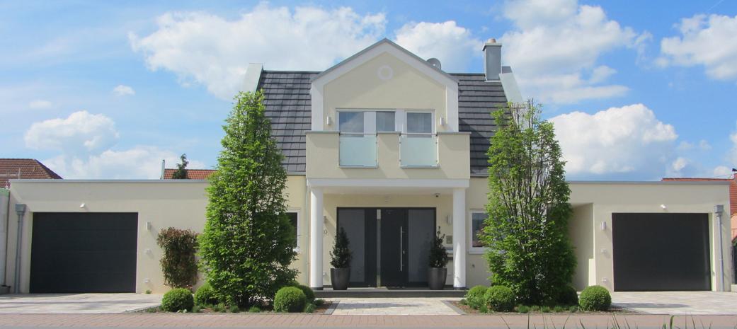Klaus w herbert architekt aschaffenburg klassische for Bauhaus aschaffenburg
