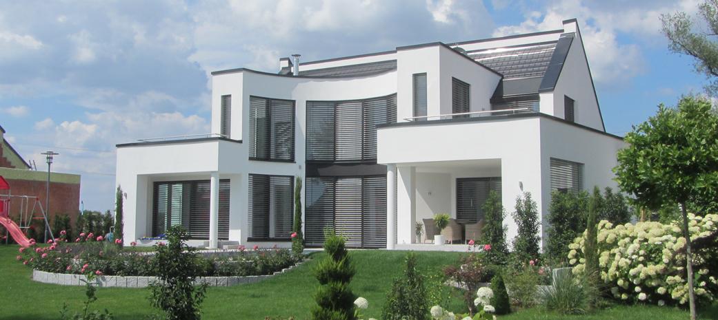 Klaus w herbert architekt aschaffenburg moderne for Bauhaus aschaffenburg
