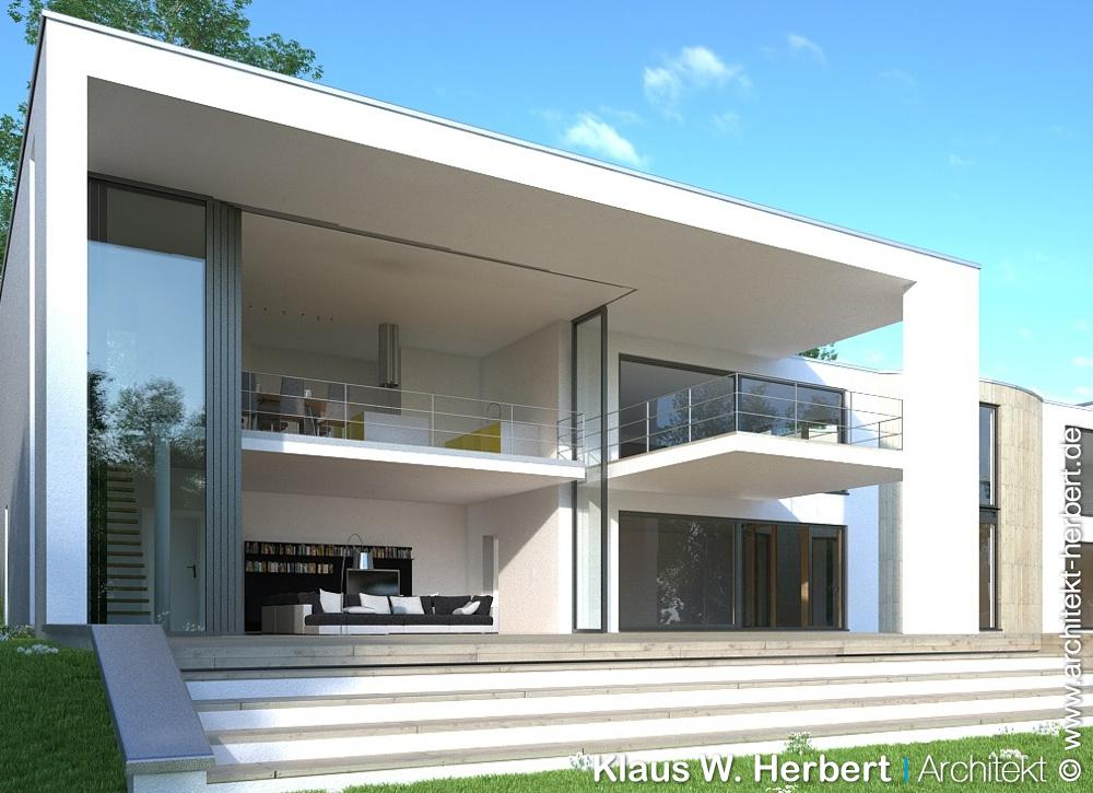 Klaus w herbert architekt aschaffenburg bauhaus bork for Bauhaus aschaffenburg