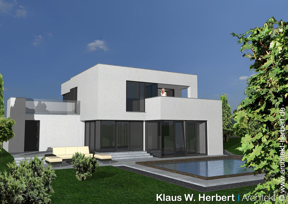 klaus w herbert architekt aschaffenburg bauhaus scharf. Black Bedroom Furniture Sets. Home Design Ideas
