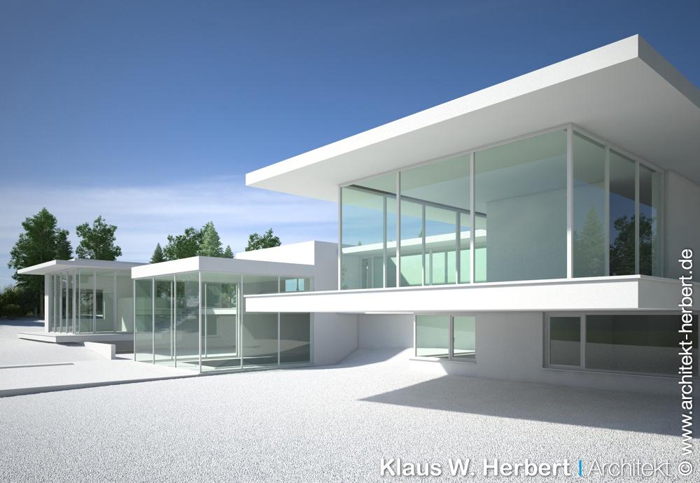 klaus w herbert architekt aschaffenburg bauhaus slim line. Black Bedroom Furniture Sets. Home Design Ideas