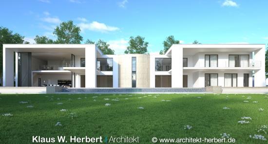 Klaus w herbert architekt aschaffenburg bauhaus staffel for Bauhaus aschaffenburg