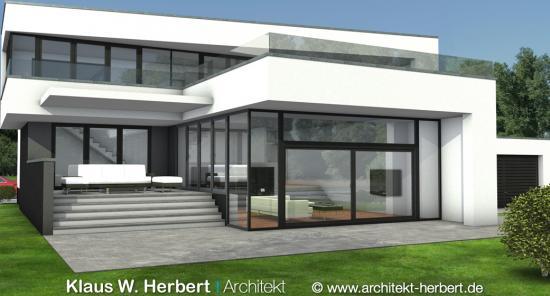 Klaus w herbert architekt aschaffenburg bauhaus santanyi for Bauhaus aschaffenburg